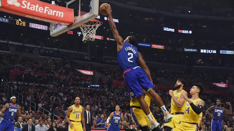 Nhận định NBA: LA Clippers vs San Antonio Spurs (ngày 1/11, 9h30)