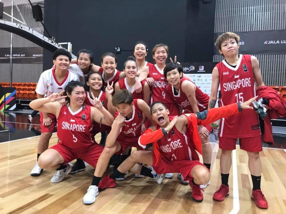 Singapore rút lui khỏi 2 nội dung Bóng rổ nữ SEA Games 30