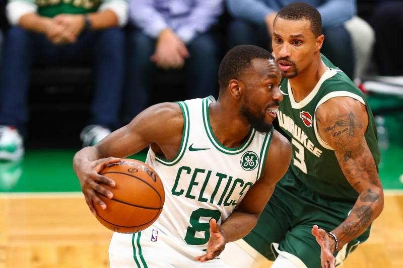Gordon Hayward tìm lại chính mình giúp Boston Celtics ngược dòng thành công