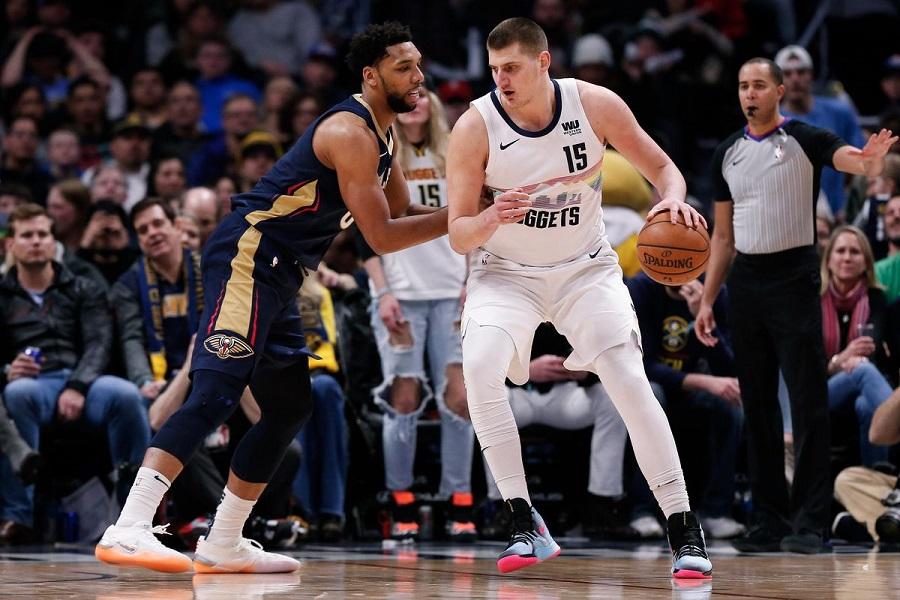 Nhận định NBA: Denver Nuggets vs New Orleans Pelicans (ngày 1/11, 8h30)