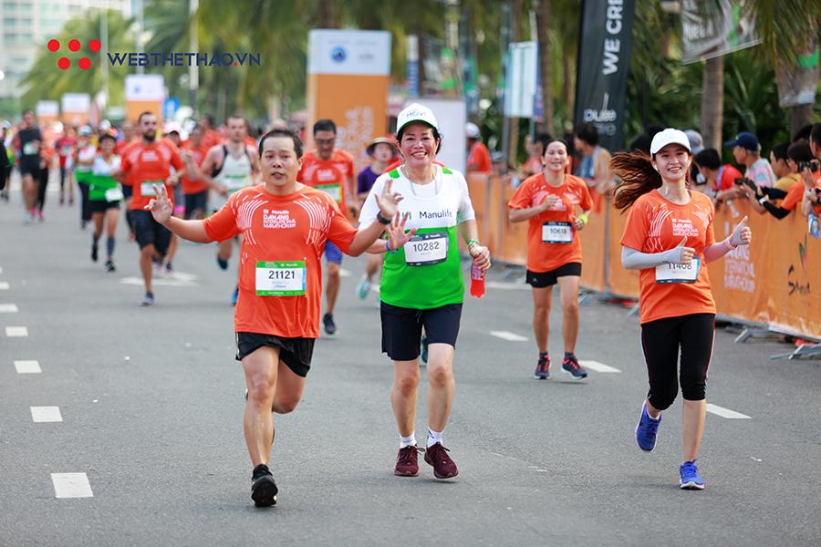 VĐV chạy Manulife Danang International Marathon 2019 có cơ hội tham dự giải ở Nhật