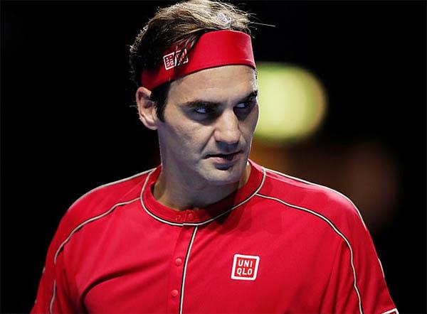 Federer rút Thụy Sĩ khỏi ATP Cup 2020