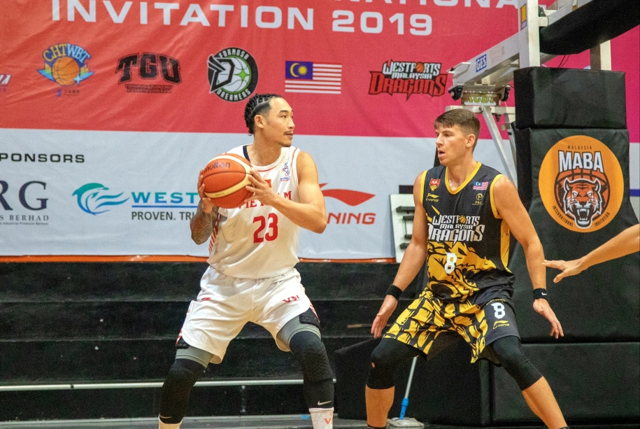 Kết quả giao hữu bóng rổ: Việt Nam toàn thắng trên đất Mã
