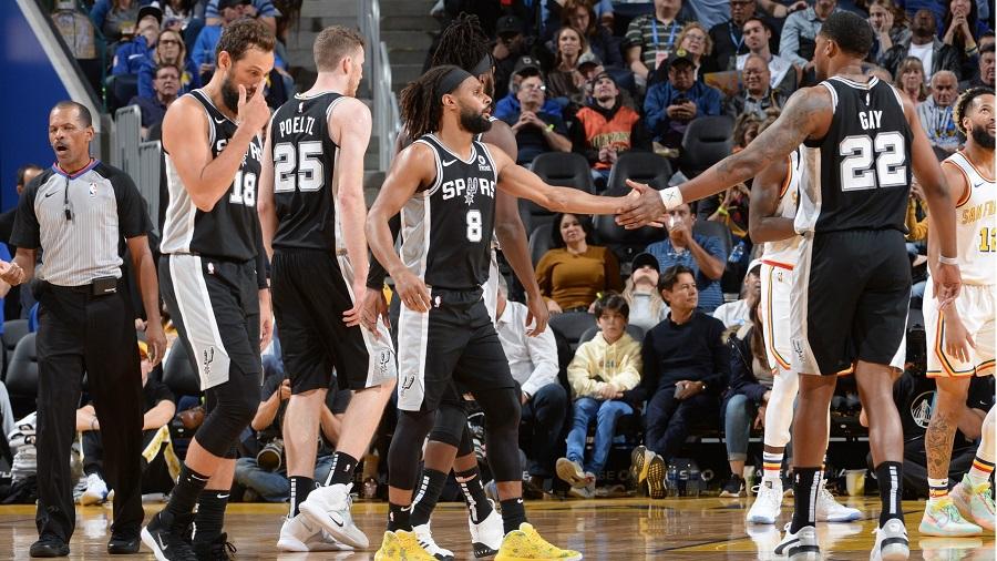 Nhận định NBA: Los Angeles Lakers vs San Antonio Spurs (ngày 4/11, 6h00)