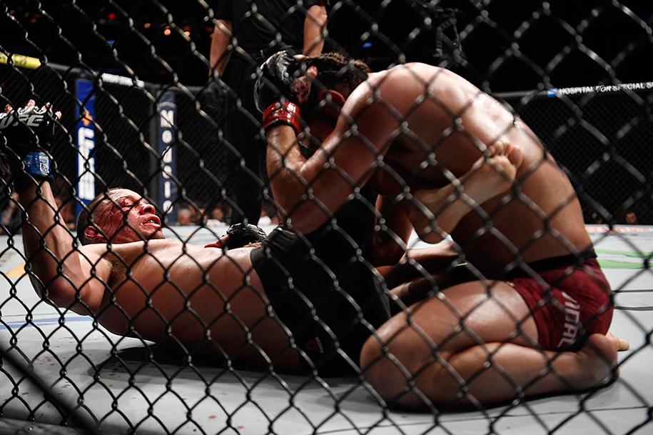 UFC 244: Jorge Masvidal thắng đai BMF trước Nate Diaz sau phán quyết đầy tiếc nuối