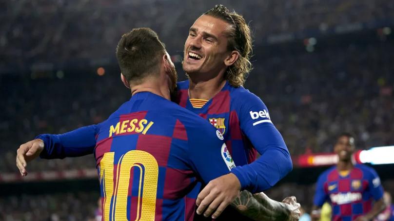 Chỉ số ở Barca cho thấy Griezmann không khá hơn Coutinho