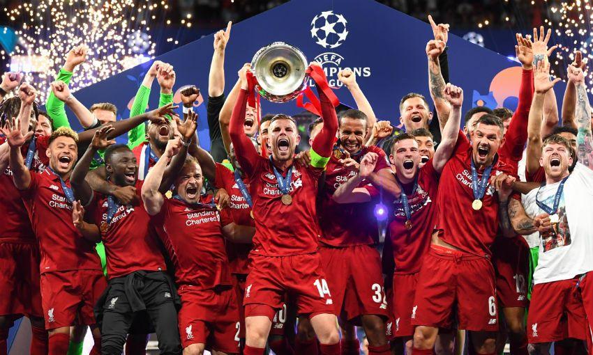 Liverpool xếp hạng số 1 châu Âu sau 7 năm đi lên từ đáy vực sâu
