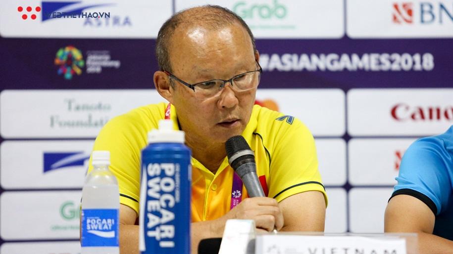 NÓNG: VFF đạt thỏa thuận gia hạn hợp đồng với HLV Park Hang Seo