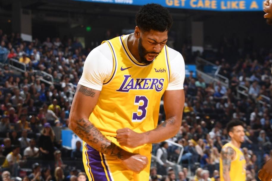 Anthony Davis thả thính với Chicago Bulls, có thể rời LA Lakers mùa hè tới