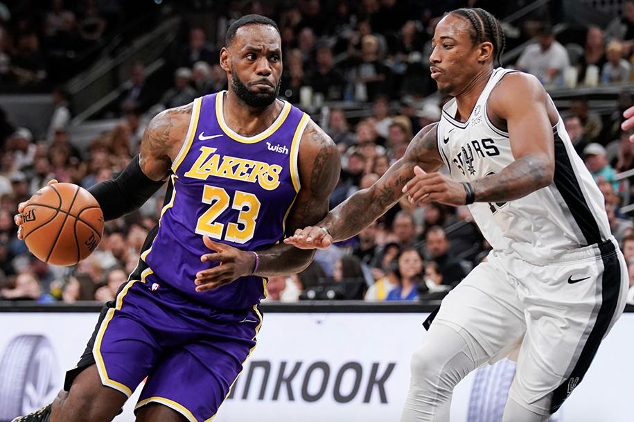 LeBron James chia sẻ về chấn thương háng và hàng thủ số 1 NBA của Lakers