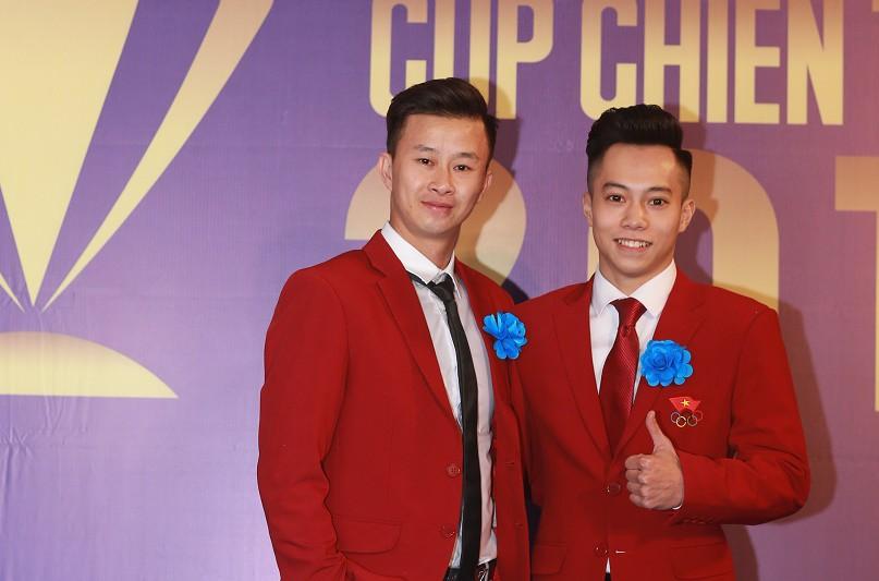 Chủ nhân Cúp Chiến thắng 2017 Lê Thanh Tùng: TDDC sẽ có VĐV kế thừa giải thưởng này