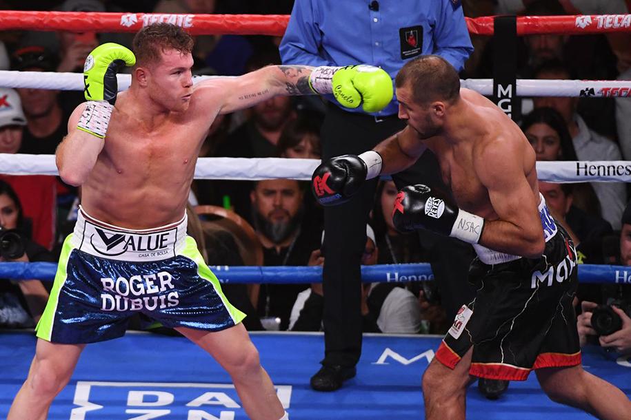 Thực hư chuyện trận Canelo vs. Kovalev phải 'chờ sóng' cho UFC 244 kết thúc