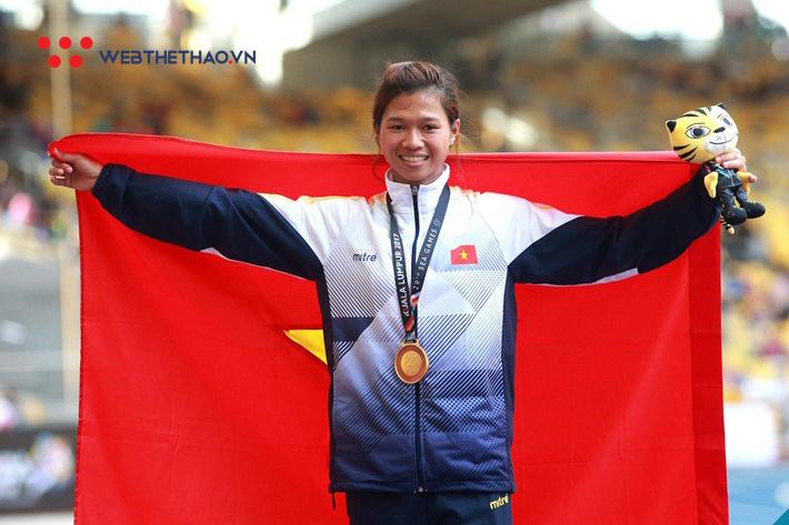 Trần Thị Yến Hoa: Thạc sĩ điền kinh sẵn sàng bùng nổ ở kỳ SEA Games cuối