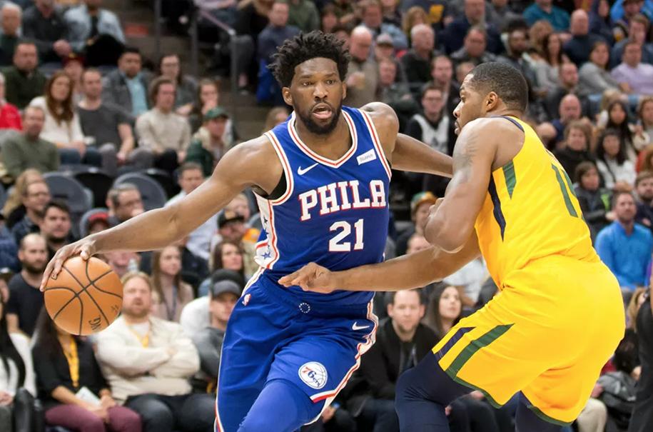 Ben Simmons chấn thương, Philadelphia 76ers đuối sức trước Utah Jazz