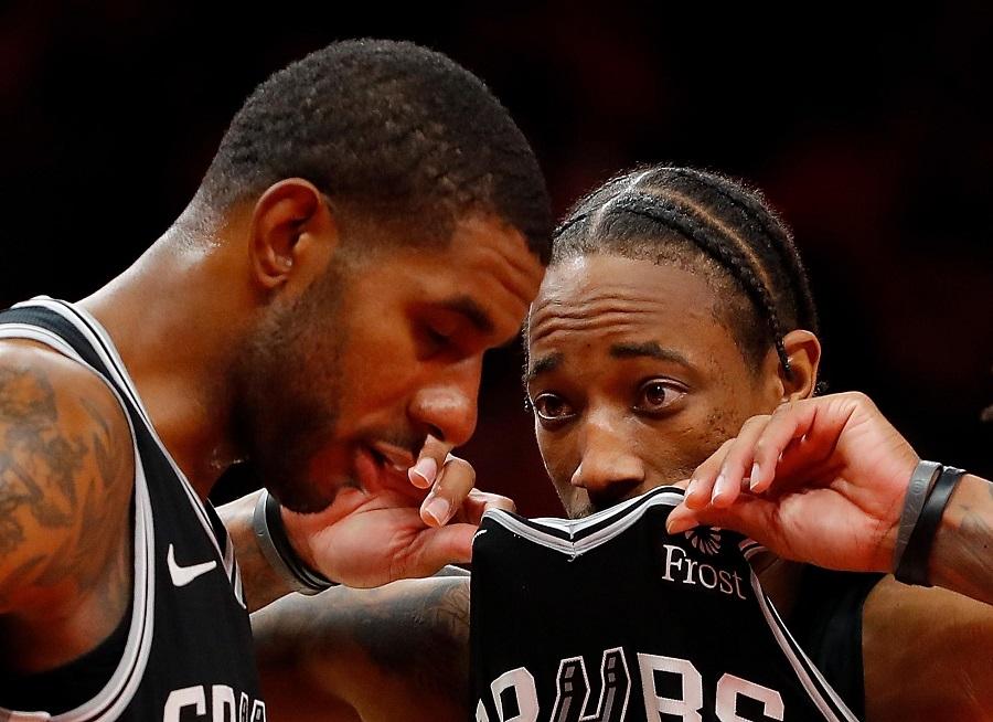 Nhận định NBA: OKC Thunder vs San Antonio Spurs (ngày 8/11, 8h30)