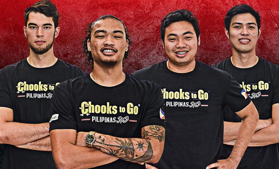 Đội tuyển bóng rổ 3x3 nam Việt Nam sang Indonesia dự International Invitational Challenge