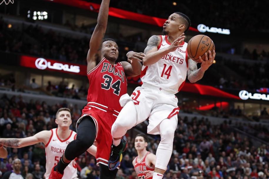 Nhận định NBA: Chicago Bulls vs Houston Rockets (Ngày 10/11, 8h00)
