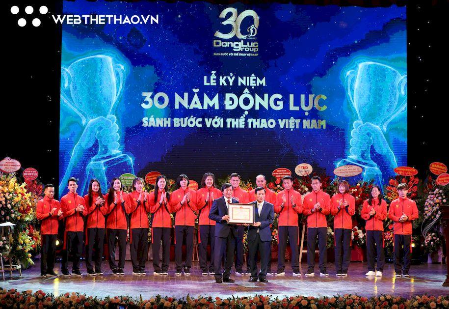 Đoàn thể thao Việt Nam chính thức có nhà tài trợ trang phục dự SEA Games 30
