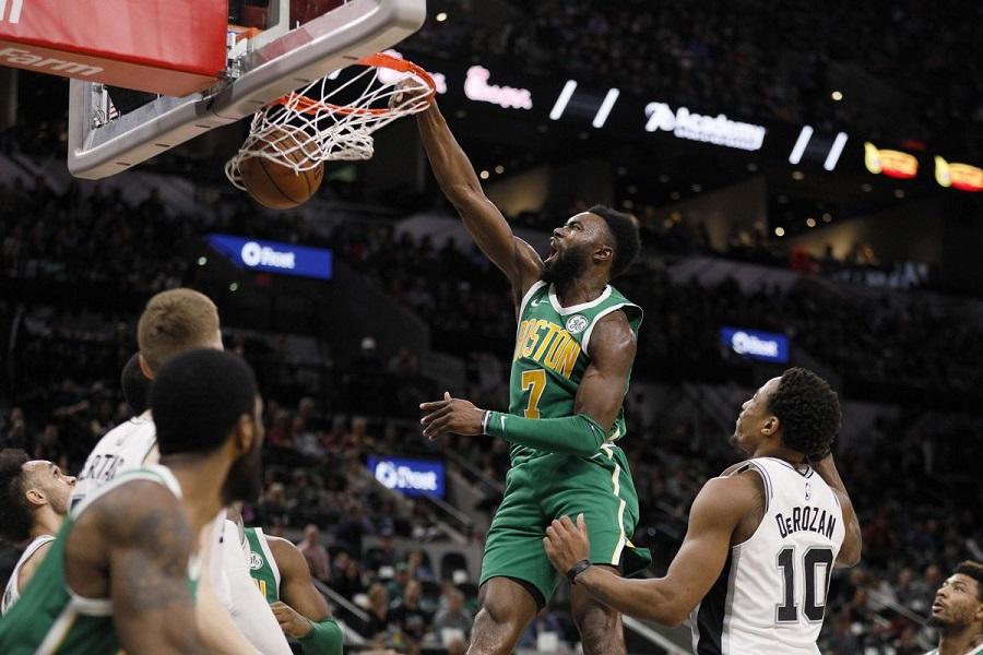 Nhận định NBA: Boston Celtics vs San Antonio Spurs (ngày 10/11, 5h00)