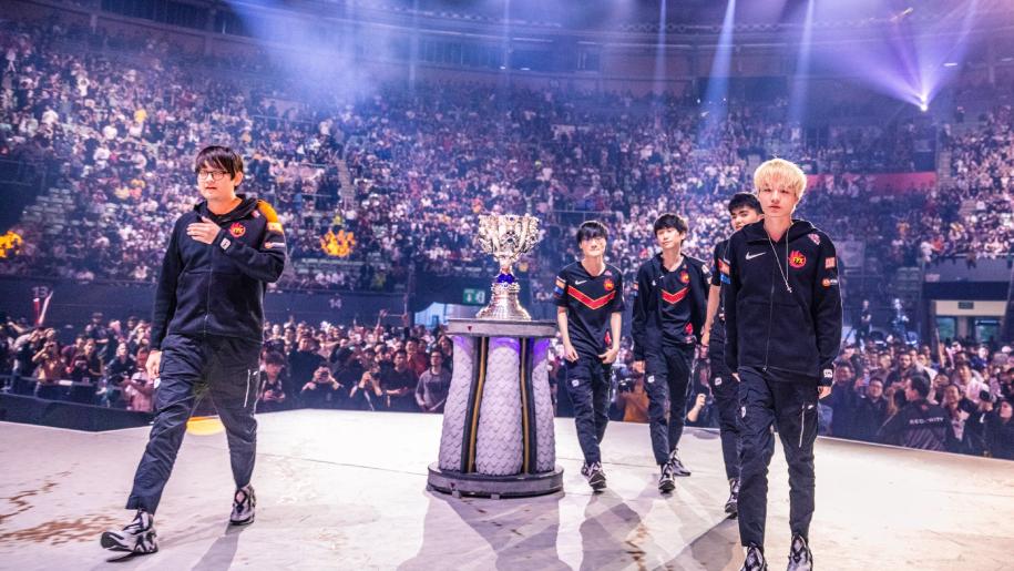 FPX Tian - MVP trận chung kết CKTG 2019