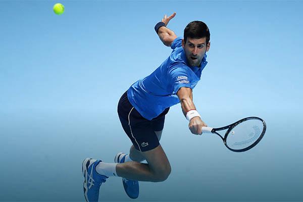 Kết quả quần vợt hôm nay, 10/11: Djokovic thắng dễ Berrettini