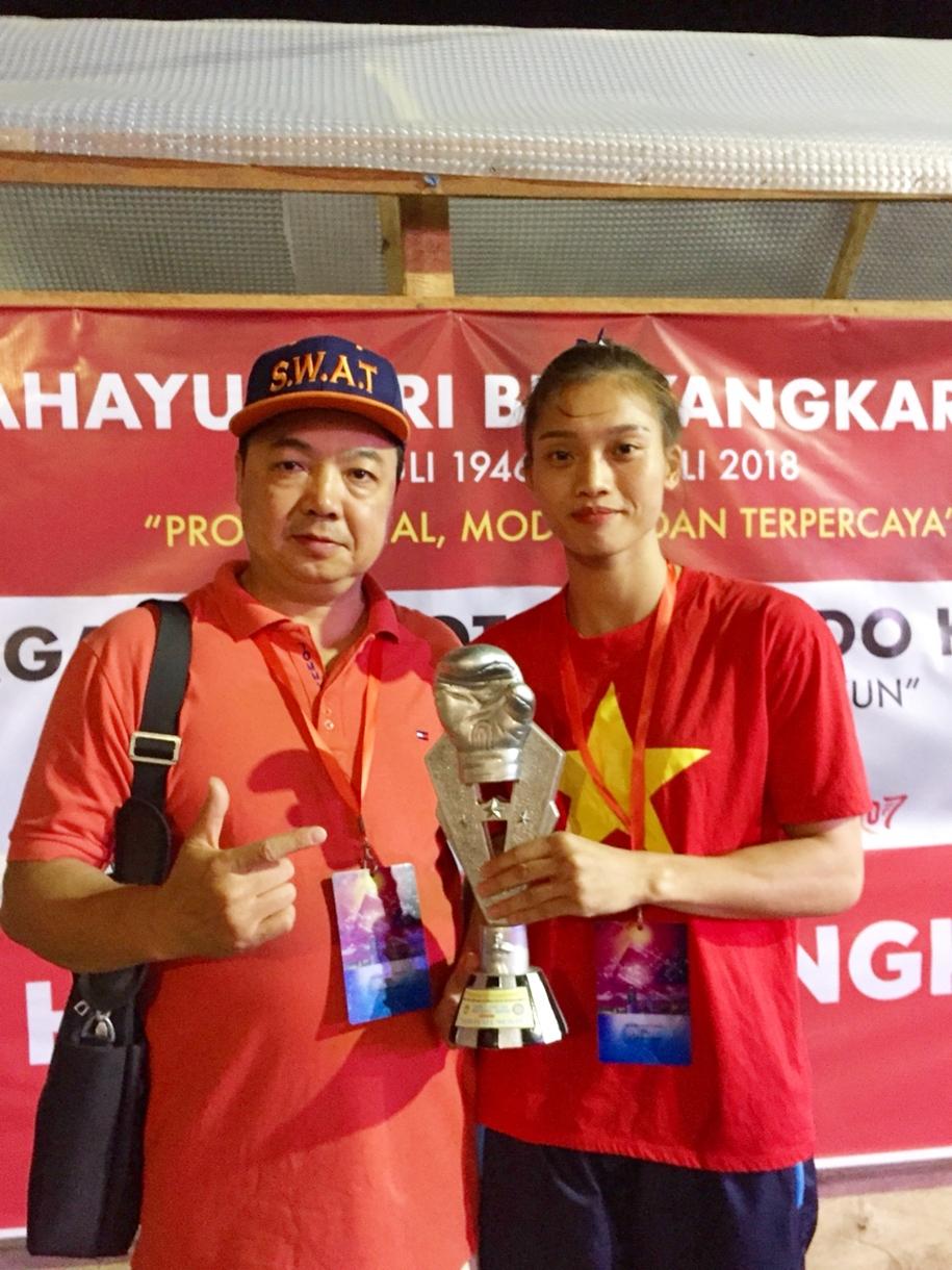 Võ sỹ Nguyễn Thị Tâm: Đôi găng vàng sẵn sàng chinh phục SEA Games 30 (Kỳ 1)