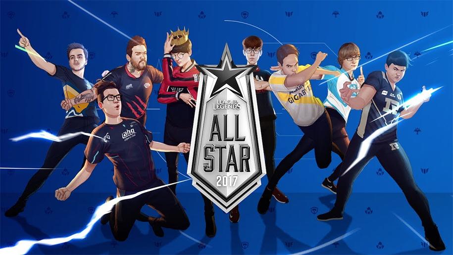 Lịch thi đấu All-Star LMHT 2019: Siêu sao đại chiến