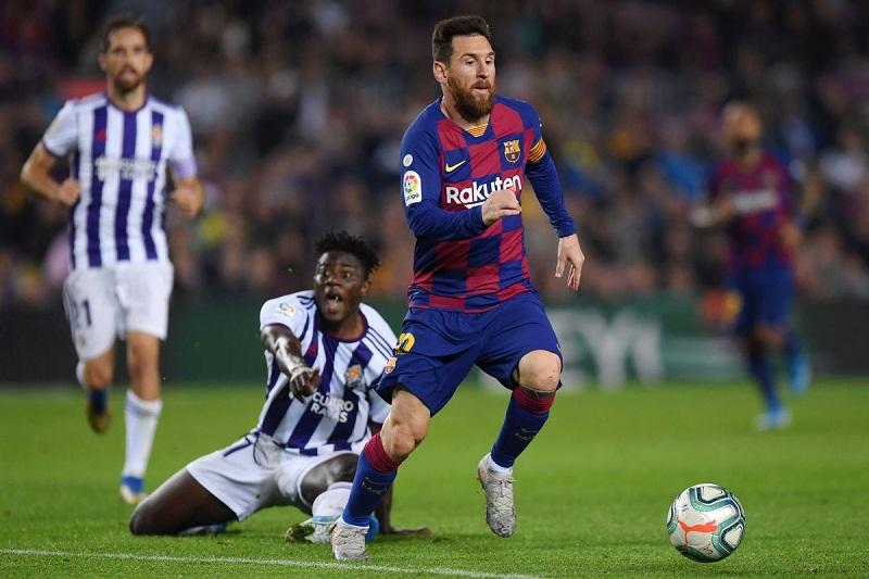Messi nghỉ đá 5 trận vẫn vô đối La Liga về một chỉ số đặc biệt
