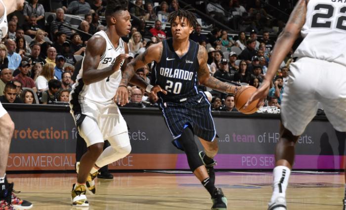 Nhận định NBA: San Antonio Spurs vs Orlando Magic (ngày 16/11, 7h00)
