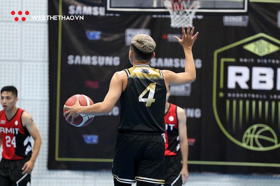 RMIT Basketball League 2019 cùng Samsung lan toả sức hút của bóng rổ sinh viên TP.HCM
