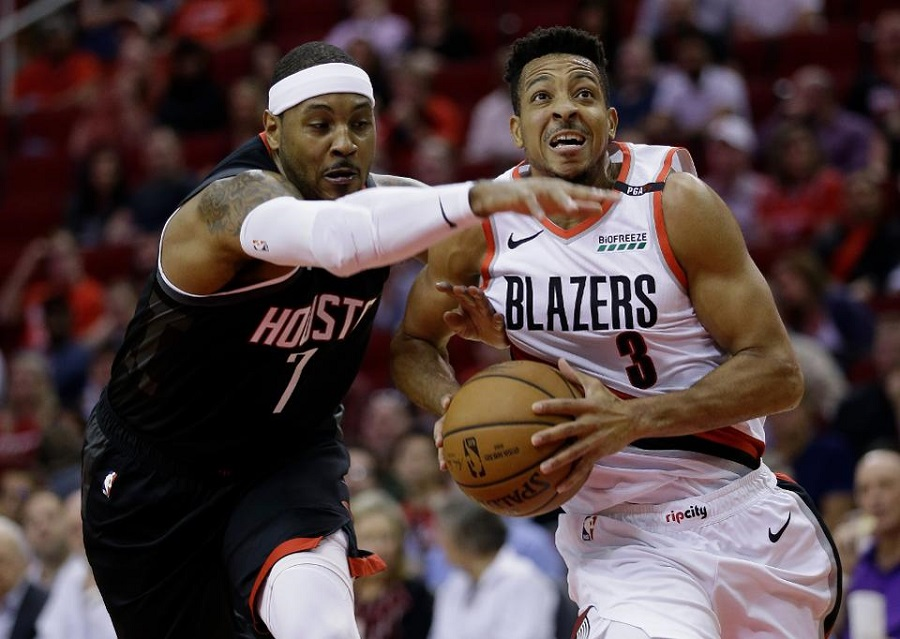 Nhận định NBA: Portland Trail Blazers vs Houston Rockets (ngày 19/11, 8h00)