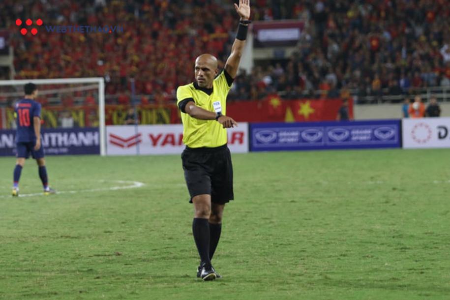 Đội tuyển Việt Nam bị cướp trắng một bàn thắng