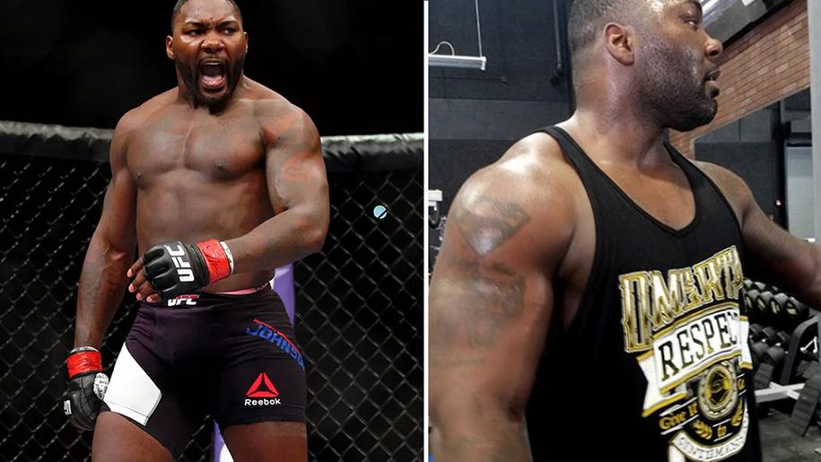 Anthony Rumble Johnson sẽ trở lại UFC vào mùa hè năm sau?