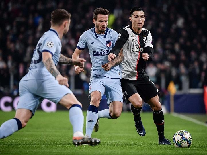 Ronaldo bị troll khi khoe diện mạo mới ở trận Juventus thắng Atletico