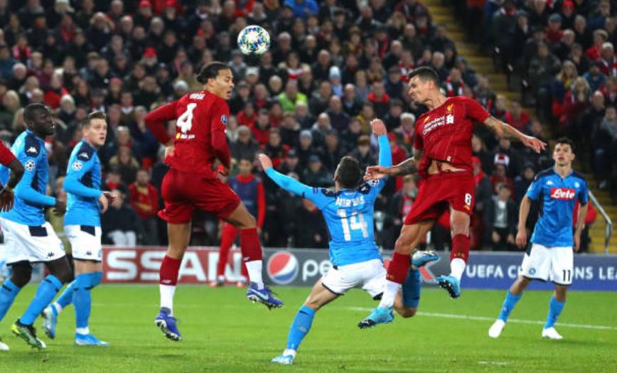 Liverpool nhọc nhằn hòa Napoli, Barca thắng dễ Dortmund