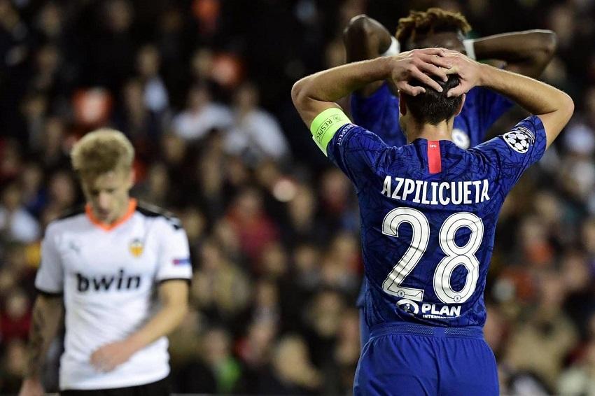 Chelsea sẽ giành vé vào vòng 1/8 Cúp C1 theo cách nào ở lượt cuối?