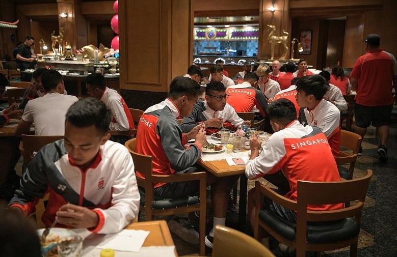 Điểm báo tin tức SEA Games 30 29/11: Tuyển bóng nước Singapore lần đầu tiên thua trong lịch sử