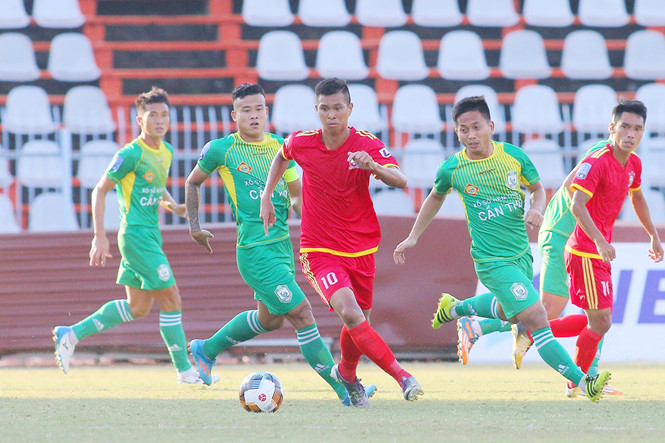 HLV Đức Thắng dẫn dắt Bình Định FC tại hạng Nhất 2020