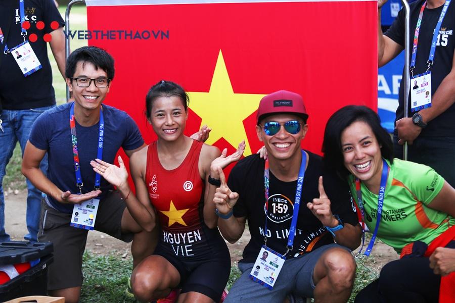 Phương Trinh - từ cô gái thích ăn vặt đến HCĐ duathlon SEA Games 30 siêu ấn tượng