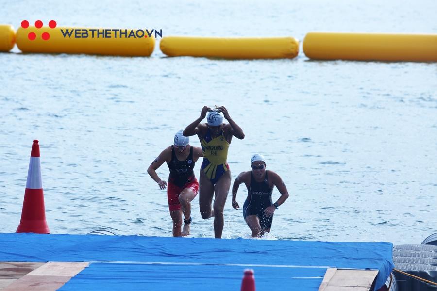 Toàn cảnh vụ Việt Nam tố Malaysia ăn gian ở nội dung triathlon hỗn hợp SEA Games 30