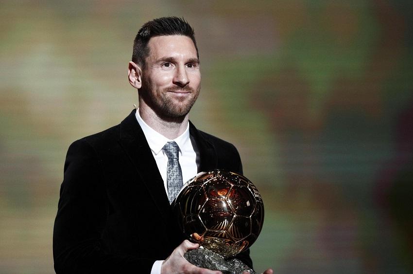 Messi đoạt Quả bóng vàng nhờ hơn Van Dijk số điểm sít sao khó tin
