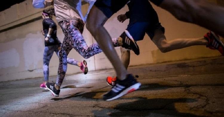 Chạy đêm - Xu thế mới của những giải chạy bộ trong thành phố đông đúc