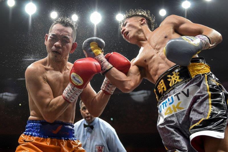 Naoya Inoue được chọn là tay đấm nổi bật nhất tháng 11 bởi WBA