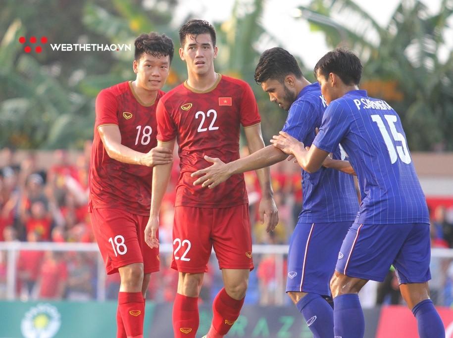 Chấm điểm U22 Việt Nam vs U22 Thái Lan: Điểm 10 tròn chĩnh của Tiến Linh