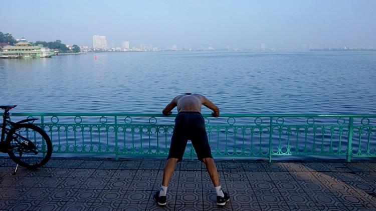 Thời tiết này có nên chạy bộ thường xuyên?