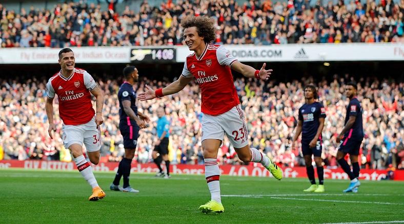 Arsenal chịu lời nguyền ghê gớm từ tuyên bố của David Luiz