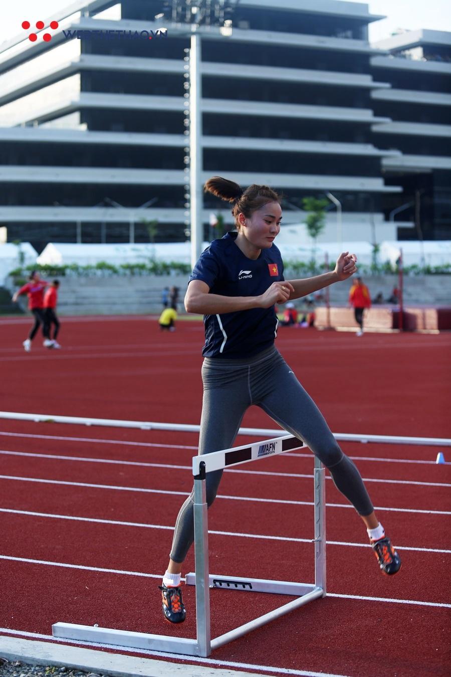 Anh em Quách Công Lịch - Quách Thị Lan khiến đối thủ không rời mắt tại SEA Games 30