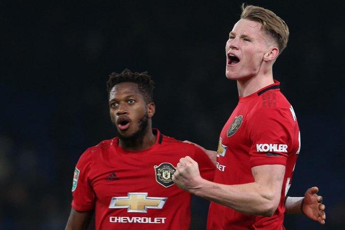 Solskjaer giải thích lý do Fred chơi hay nhất trận derby của MU