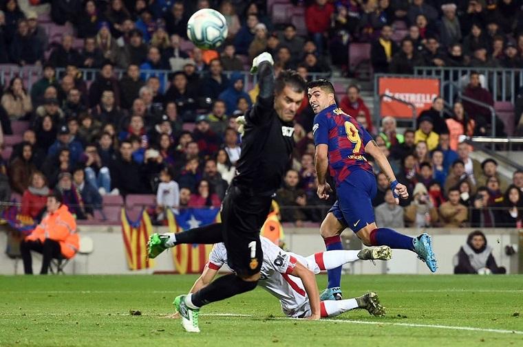 Suarez giải thích lý do thực hiện siêu phẩm đánh gót cho Barca