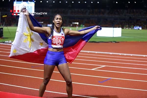 SEA Games: Mới sáng Chủ nhật, lãnh đạo Philippines đã tuyên bố nhất toàn đoàn